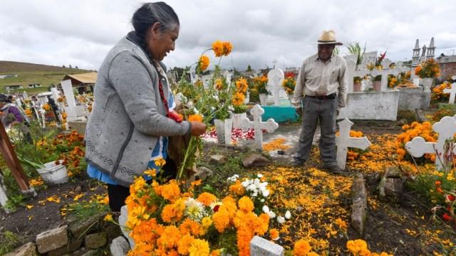 Foto: México moderniza entierros para ayudar al ambiente; ahora serán 'biodegradables', 12 de diciembre de 2019, (CRISANTA ESPINOSA AGUILAR /CUARTOSCURO.COM, archivo)