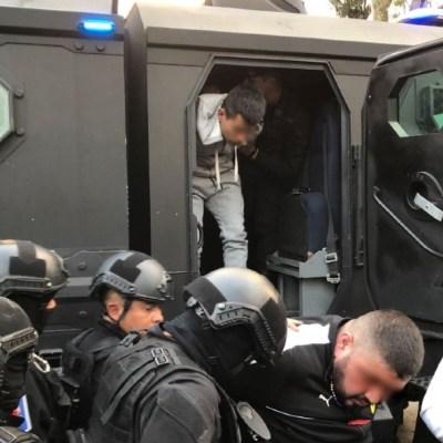 Detienen a extorsionadores de la Unión Tepito