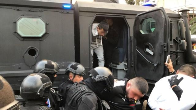 Foto: Los presuntos integrantes de la organización criminal operaban en calles del Centro de la Ciudad de México, donde los comerciantes eran sus principales víctimas