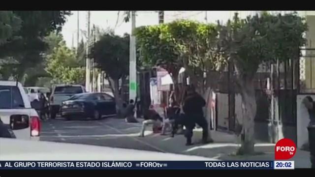 Foto: Detienen Cinco Personas Enfrentamiento Zapopan Jalisco 4 Diciembre 2019
