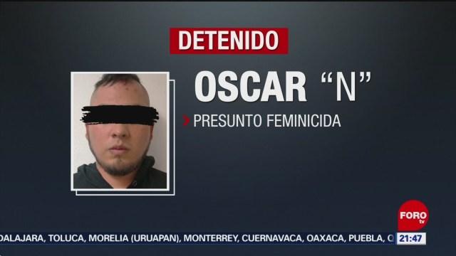 Foto: Detienen Monstruo Toluca Feminicida Edomex 6 Diciembre 2019