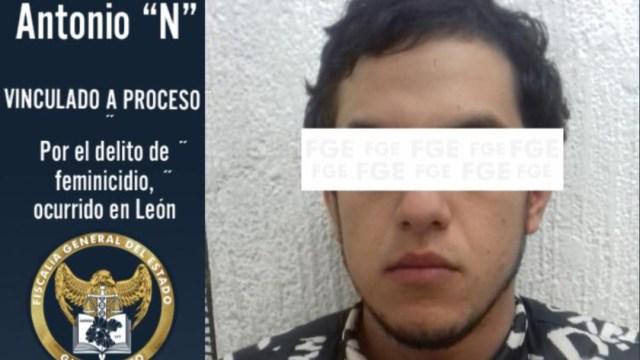 FOTO: Detienen a feminicida de una menor en Guanajuato, el 21 de diciembre de 2019