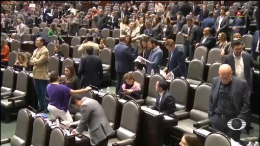 Foto: Diputados Rechazan Reducir Financiamiento Partidos Políticos 12 Diciembre 2019