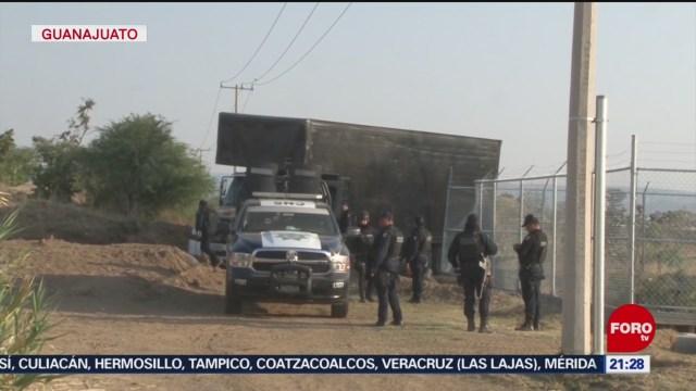 Foto: Disminuyen Tomas Clandestinas Guanajuato 2019 26 Diciembre 2019