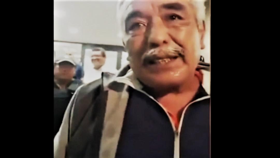 Don Ramón envía mensaje a los jóvenes luego de que le dictaran prisión domiciliaria
