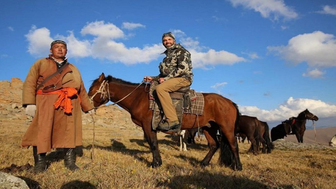 Donald Trump Jr. caza en Mongolia una rara oveja argali, especie en peligro de extinción