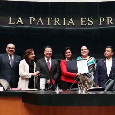 Margarita Ríos-Farjat, nueva ministra de la SCJN