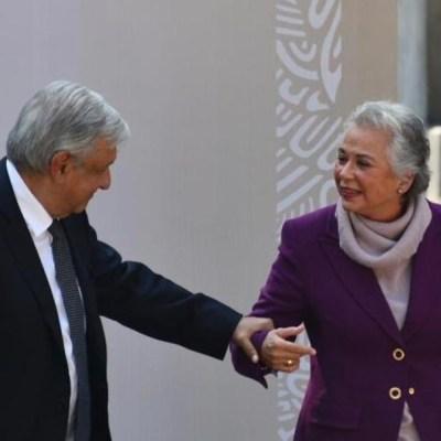 Foto: Sánchez Cordero irá a toma de protesta del nuevo presidente de Argentina, 7 de diciembre de 2019, (Twitter @M_OlgaSCordero)