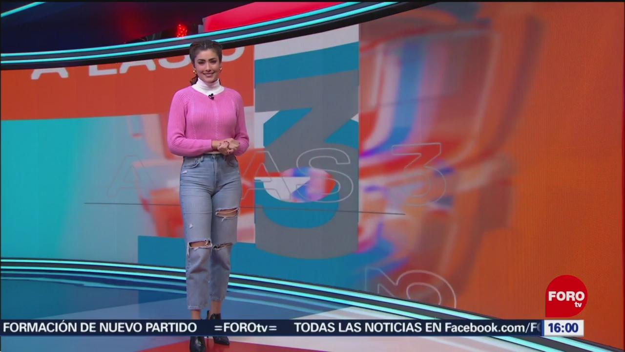 FOTO: Clima Con Daniela Álvarez 13 Diciembre 2019,