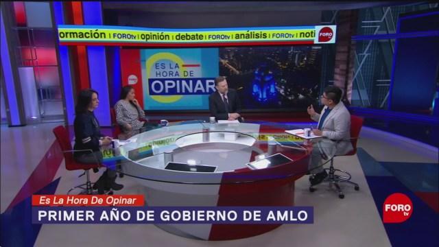 Foto: Amlo Primer Año Gobierno Balance 3 Diciembre 2019