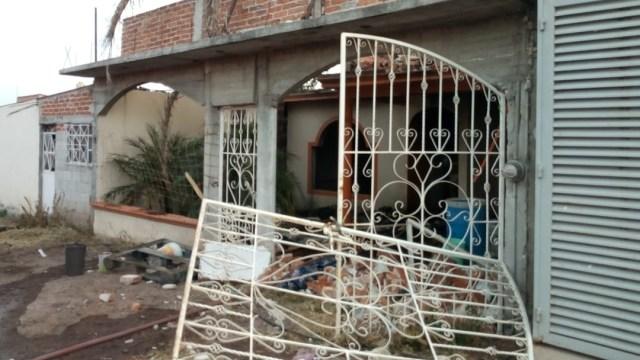 Foto: Muere una persona tras explosión de pirotecnia en Salamanca, Guanajuato, 11 de diciembre de 2019, (Twitter @advenedizo82)