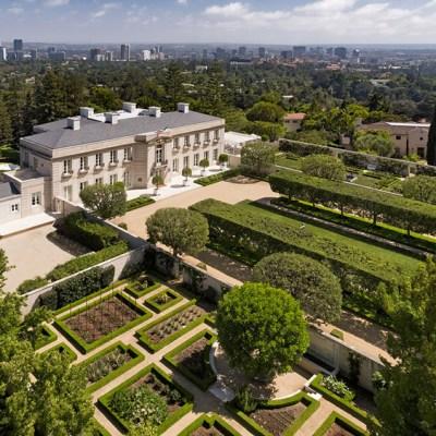 Foto: Mansión de 'Los Beverly Ricos' se vende por 150 millones de dólares, 12 de diciembre de 2019, (Gitlin Luxury Properties)