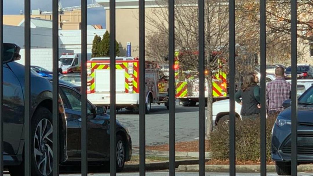 Estados Unidos: Reportan tiroteo en centro comercial en Georgia