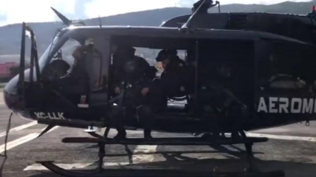 FOTO: Reportan enfrentamiento en Leonardo Bravo, en la Sierra de Guerrero, el 28 de diciembre de 2019