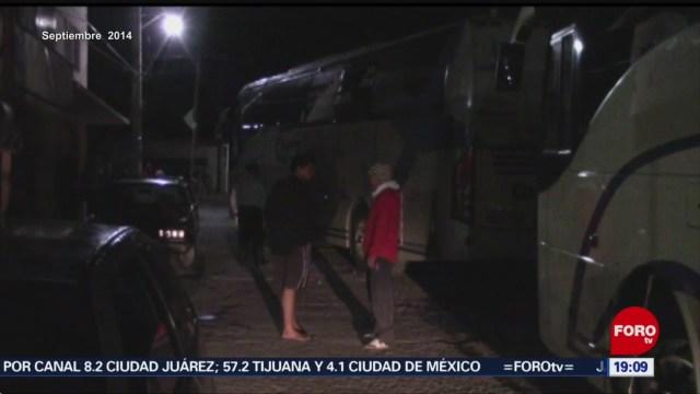Foto: Estudiantes Ayotzinapa No Fueron Llevados Cocula Grupo 26 Diciembre 2019
