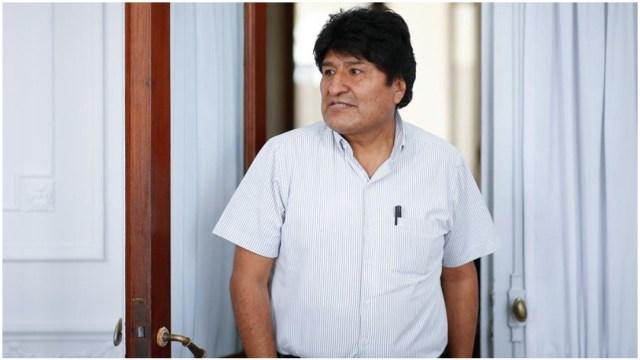Imagen: Partido de Evo Morales elegirá en enero a su candidato presidencial, 29 de diciembre de 2019 (EFE)