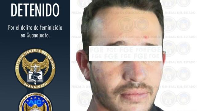 Exnovio, presunto feminicida de Ana Daniela, estudiante de la UG, el 05 de diciembre de 2019