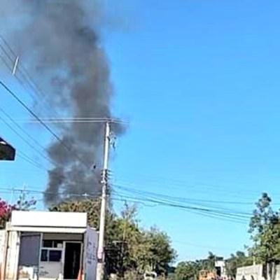 Explosión en puestos de pirotecnia deja siete heridos en Tamaulipas