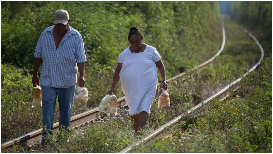 Imagen: El EZLN está en contra del Tren Maya, 22 de diciembre de 2019 (MARTÍN ZETINA /CUARTOSCURO.COM)