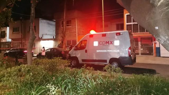 Foto: En la calle Platanales, colonia Nueva Santa María, asesinaron a otra mujer, 5 diciembre 2019