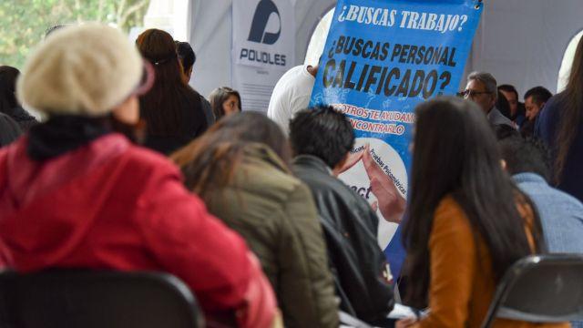 Se crearon 76 mil empleos durante noviembre: IMSS