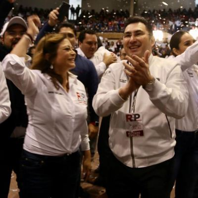 Fernando González, presidente nacional de Redes Sociales Progresistas