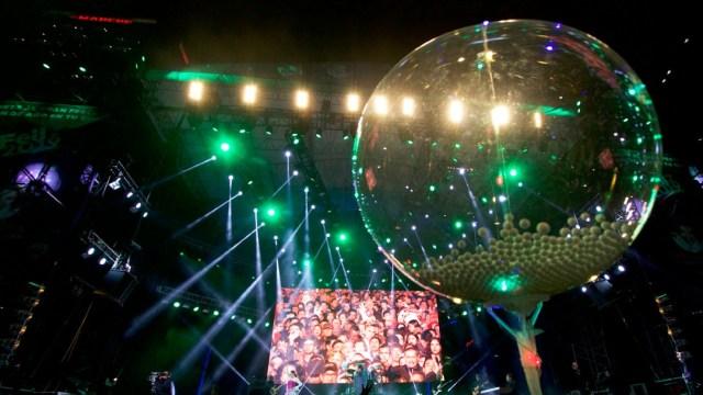 Foto: Sonora Dinamita y Los Ángeles Azules amenizarán el fin de año en CDMX