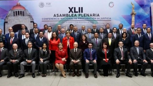 Foto: Los 32 procuradores y fiscales del país acordaron implementar, por su propia cuenta, un sistema paralelo para el registro de incidencia delictiva a partir de 2020