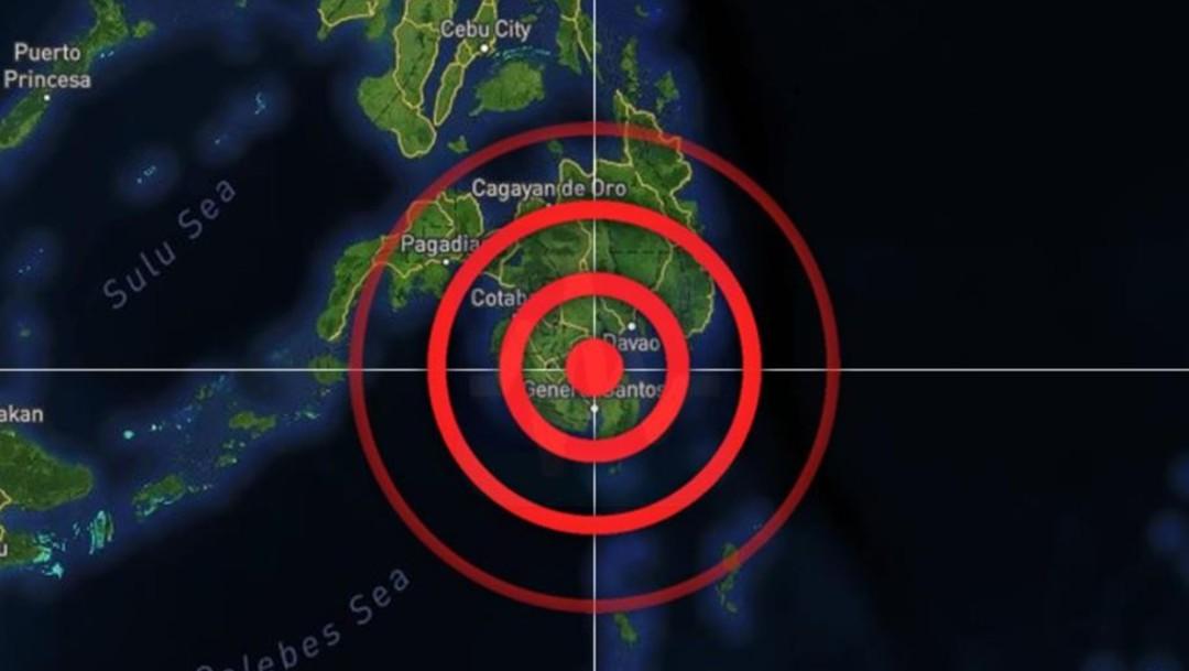 Al menos cuatro muertos tras terremoto de 6.8 grados en Filipinas