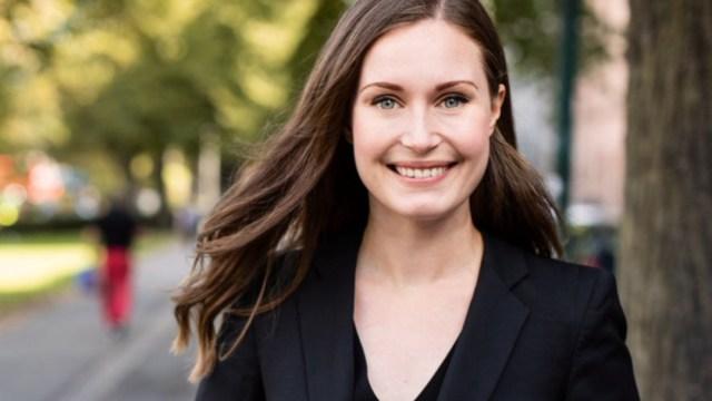 La finlandesa Sanna Marin será la primera ministra más joven del mundo, el 09 de diciembre de 2019