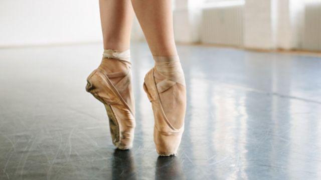 Foto: Una bailarina de ballet. Getty Images/Archivo