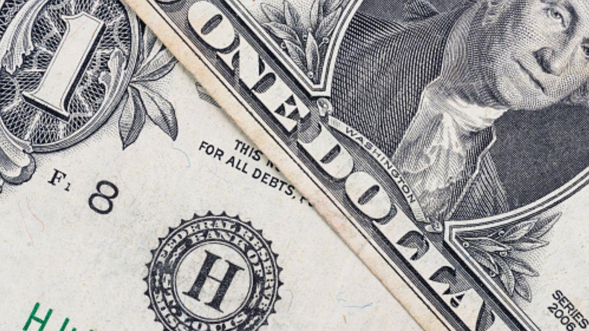 Foto: Billetes de un dólar. Getty Images