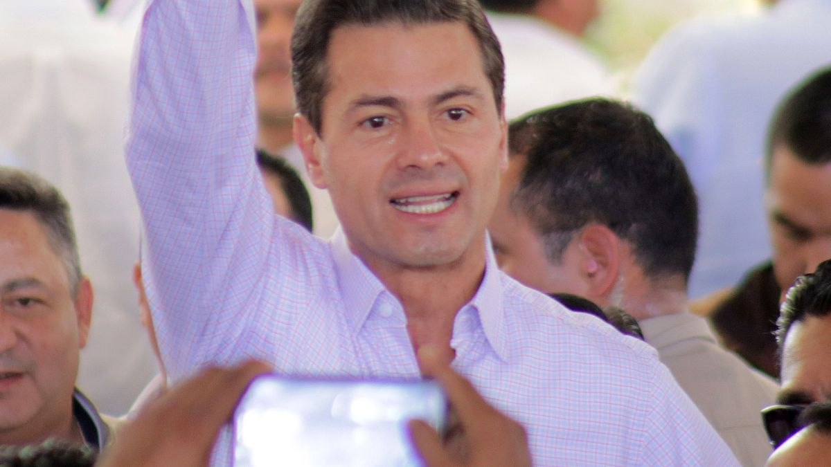 Foto: Enrique Peña Nieto, expresidente de México. Cuartoscuro/Archivo