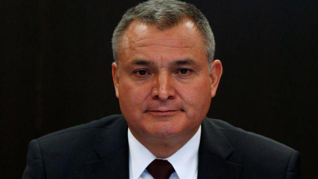 Foto: Genaro García Luna, exsecretario de Seguridad Pública de México. Reuters/Archivo