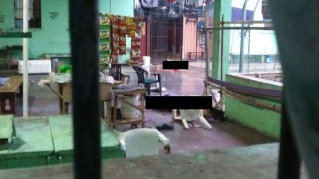 Foto: La riña ocurrió en el penal de Tela, en el departamento hondureño de Atlántida.
