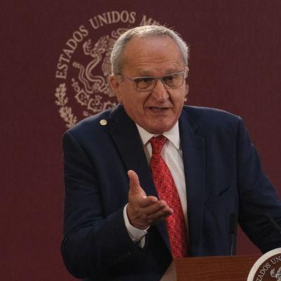Foto: Jesús Seade, subsecretario para América del Norte. Cuartoscuro