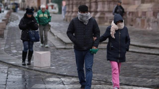 Foto: Se prevén heladas matutinas y ambiente frío en algunos estados del país, 14 diciembre 2019