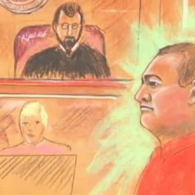 García Luna será enviado en breve a la misma corte donde juzgaron a 'El Chapo' Guzmán