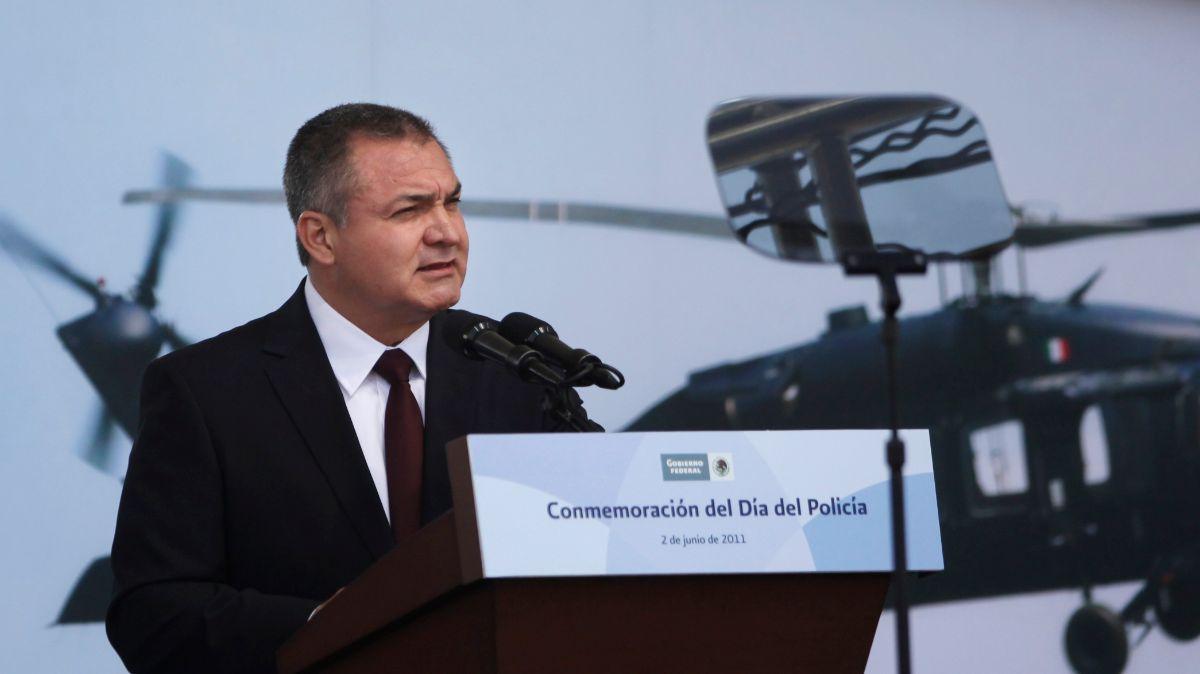 Ubican áreas de funcionarios vinculados a García Luna, informa Durazo