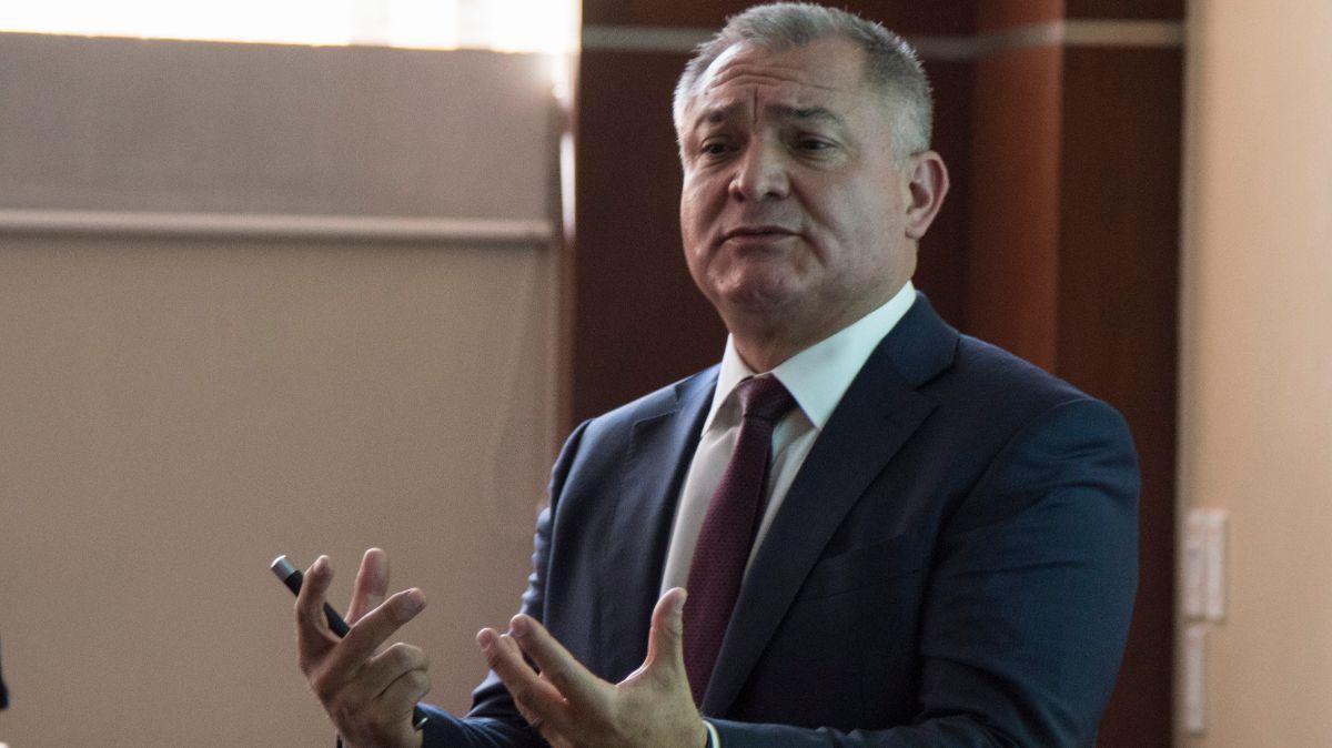 Genaro García Luna, exsecretario de Seguridad Pública.