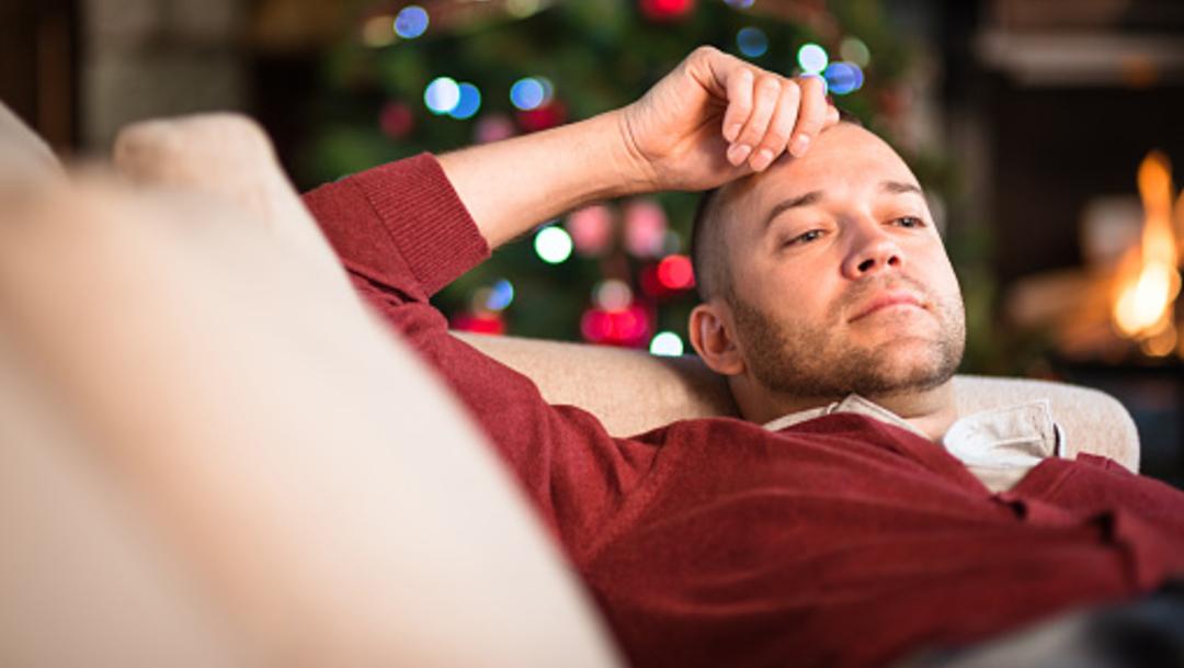 Foto: ¿Por qué te deprimes más en esta época del año?, 5 de diciembre de 2019, (Getty Images, archivo)