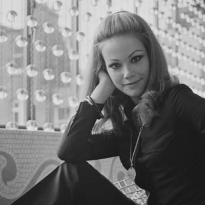 Muere Claudine Auger, una de las 'chicas Bond'