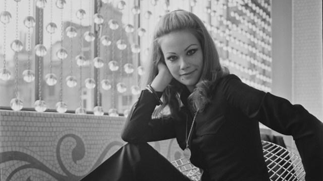 Muere Claudine Auger, una de las 'chicas Bond', 19 de diciembre de 2019, (Getty Images, archivo)