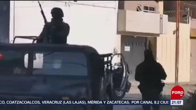 Foto: Hombres Armados Se Llevan Internos Irapuato 4 Diciembre 2019