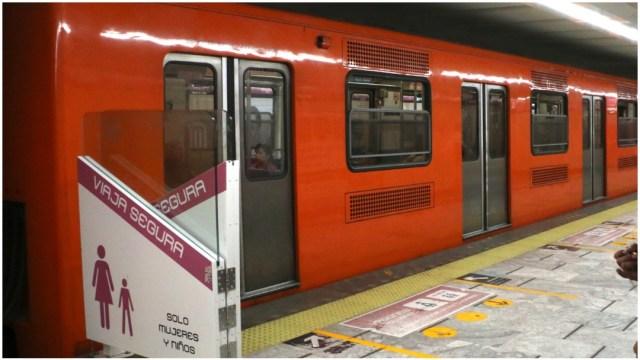 """FOTO: Programa """"Salvemos Vidas"""" contuvo 145 intentos de suicidio en el Metro, el 28 de diciembre de 2019"""