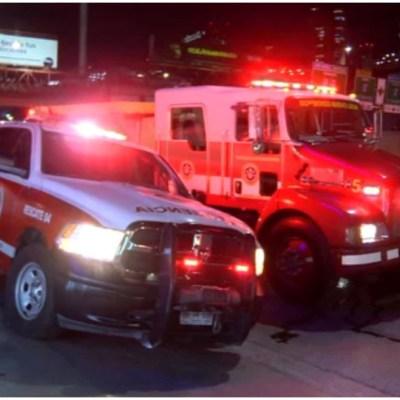 Foto: Desalojan centro comercial de Nuevo León por incendio, 8 de diciembre de 2019 (Foro TV)