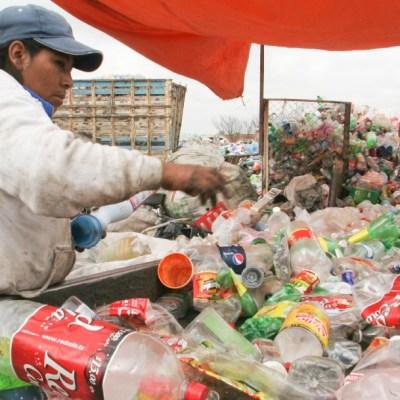 Industria plástica seguirá contaminando: Greenpeace, el 05 de diciembre de 2019