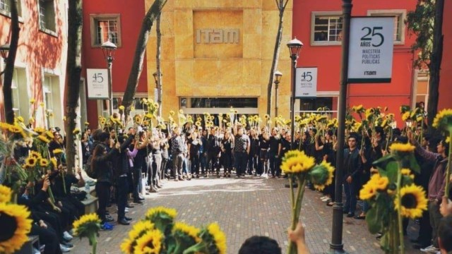 ITAM entrará en paro el lunes tras muerte de alumna