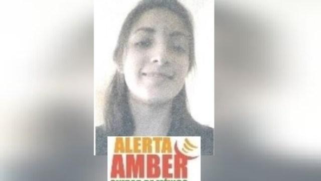 Foto: Se activa la Alerta Amber para localizar a Jimena Renata Torres Teja, 6 diciembre 2019