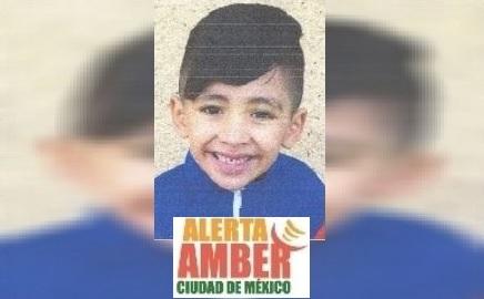 Foto: Activan Alerta Amber para localizar a Joshua Antonio Arredondo González en CDMX, 12 diciembre 2019